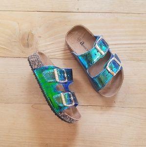 Other - Metallic Sandal